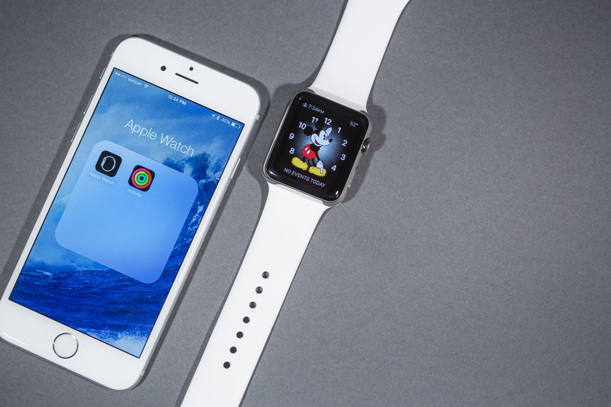 What can you do with the watch when it's not paired with iPhone? Very little.