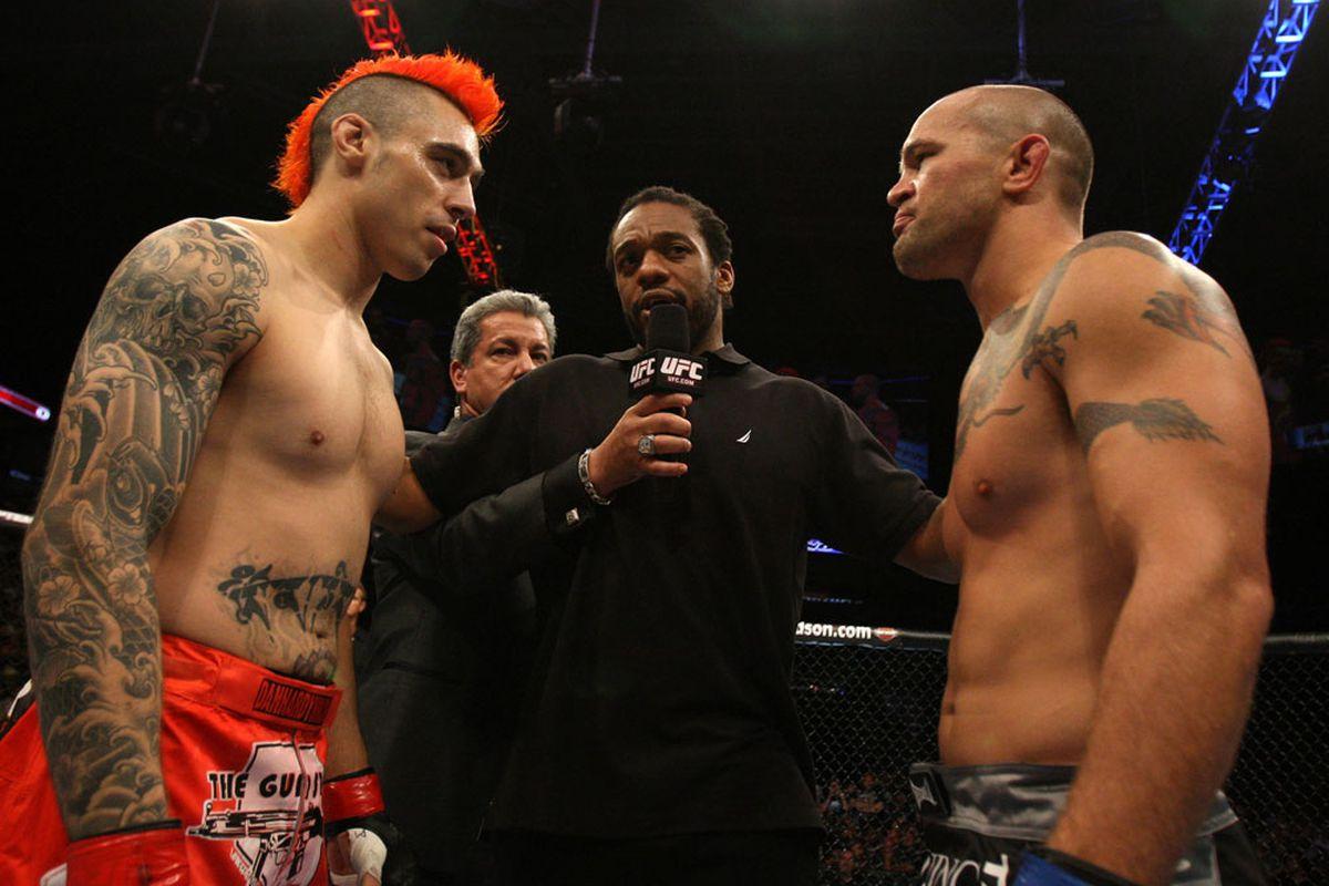 UFC on Versus 5: Dan Hardy Nee...