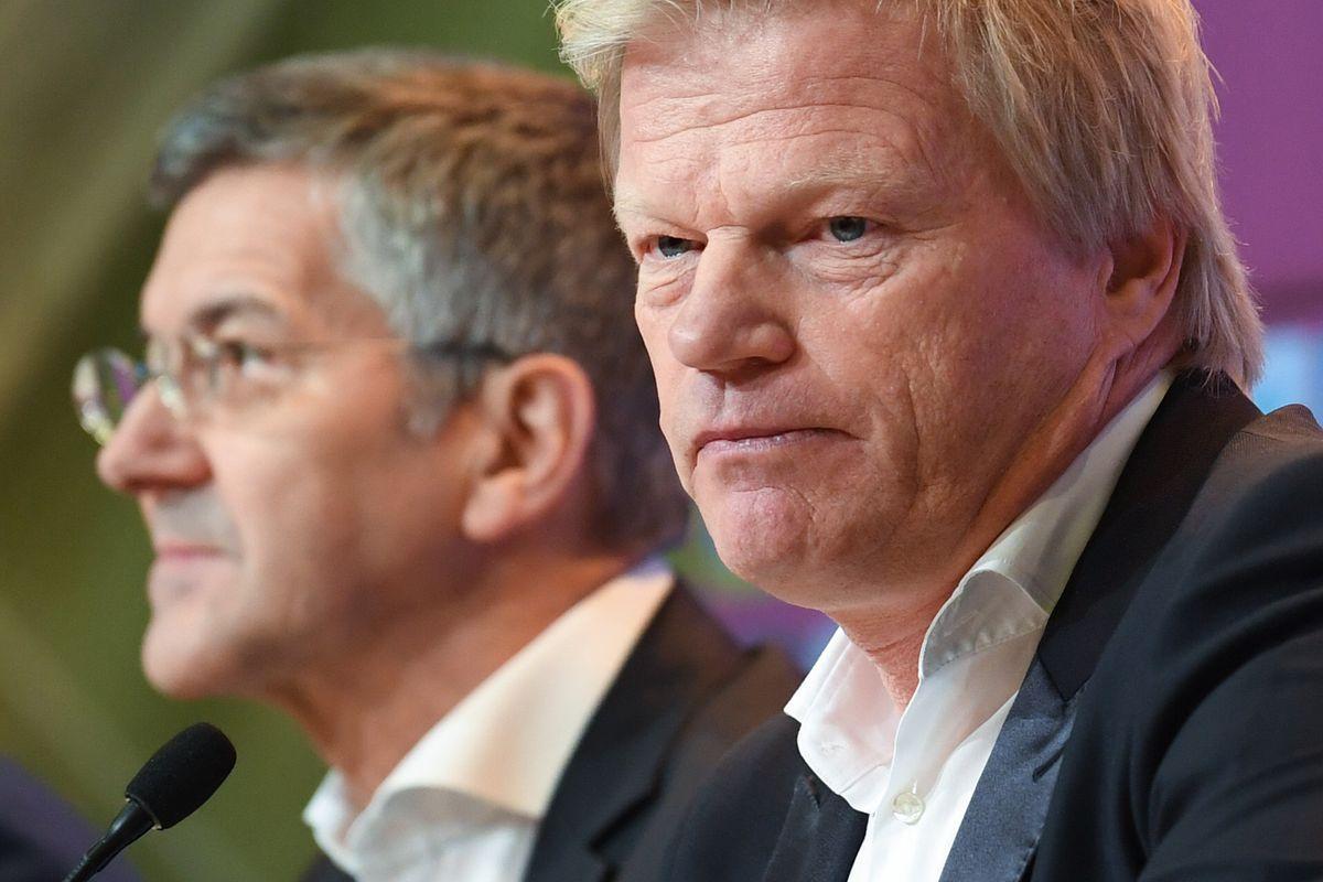 New FC Bayern board member Oliver Kahn