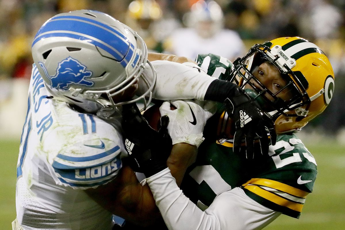 Detroit Lions vGreen Bay Packers