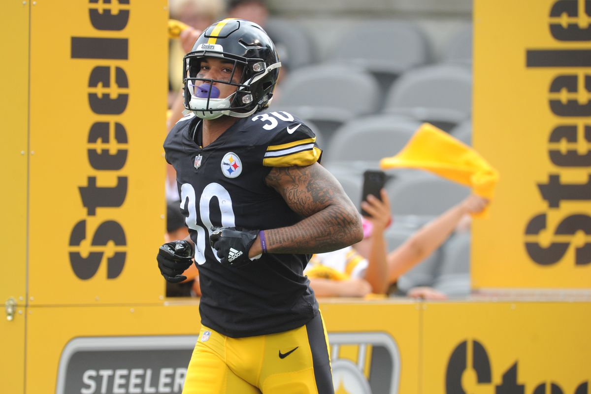 James Conner set to make first NFL start with Steelers - Cardiac Hill fa8d6e1e1