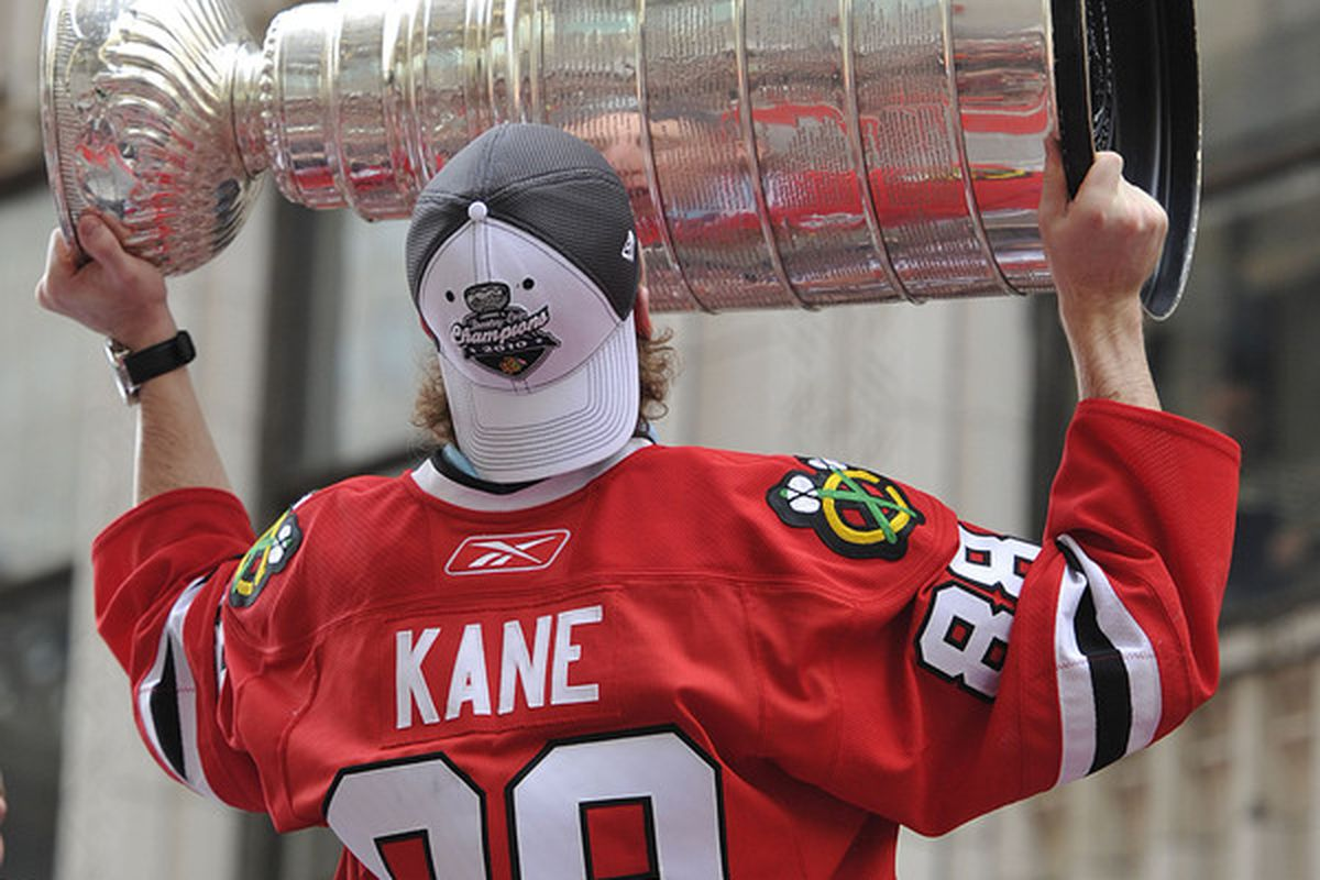 The Chicago Blackhawks used the draft to build up their championship team, including young gun Patrick Kane. Should the Senators pursue a similar rebuilding model, or is there some other way they can make the team competitive again?
