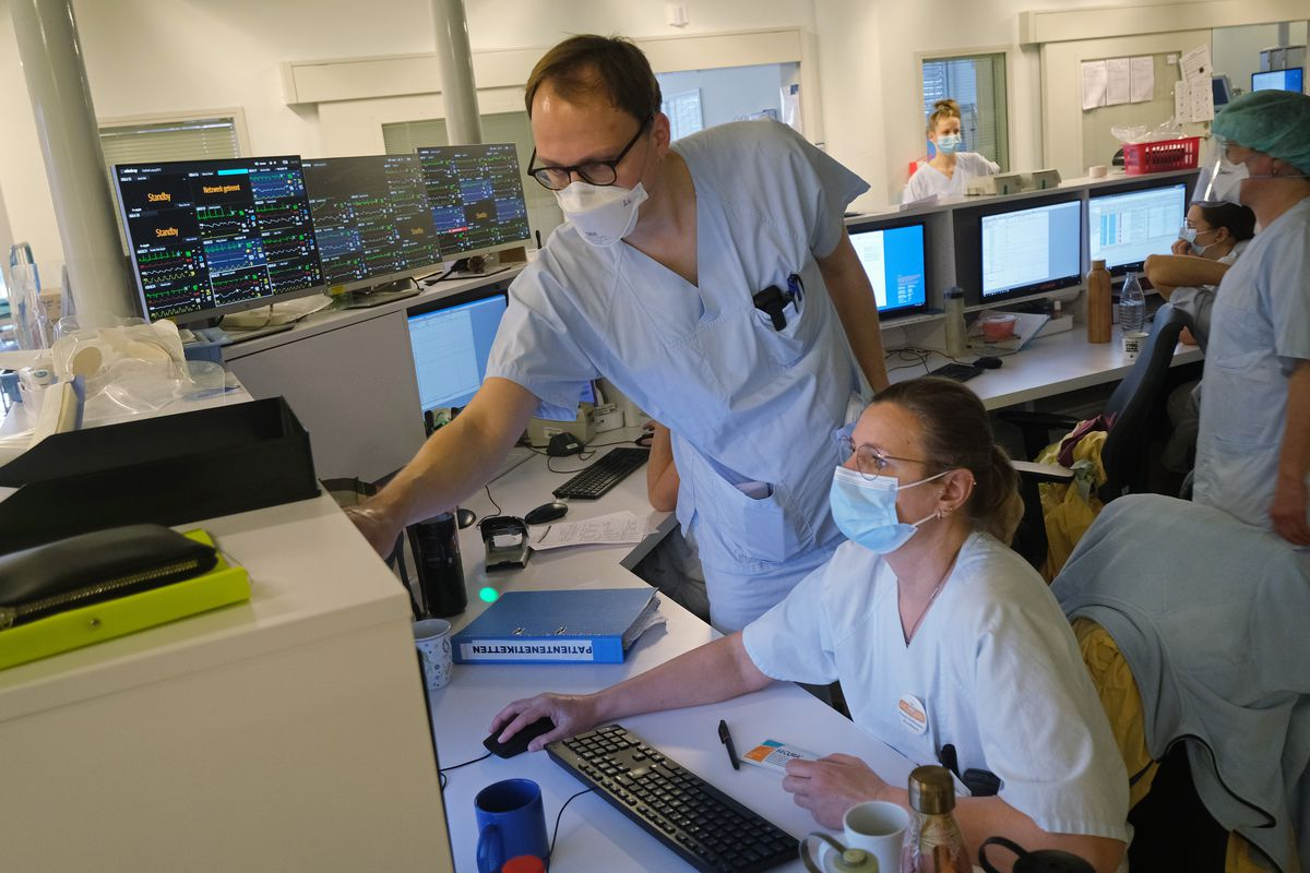 Saxony Struggles With Covid-19 Infection Rates That Are Germany's Highest