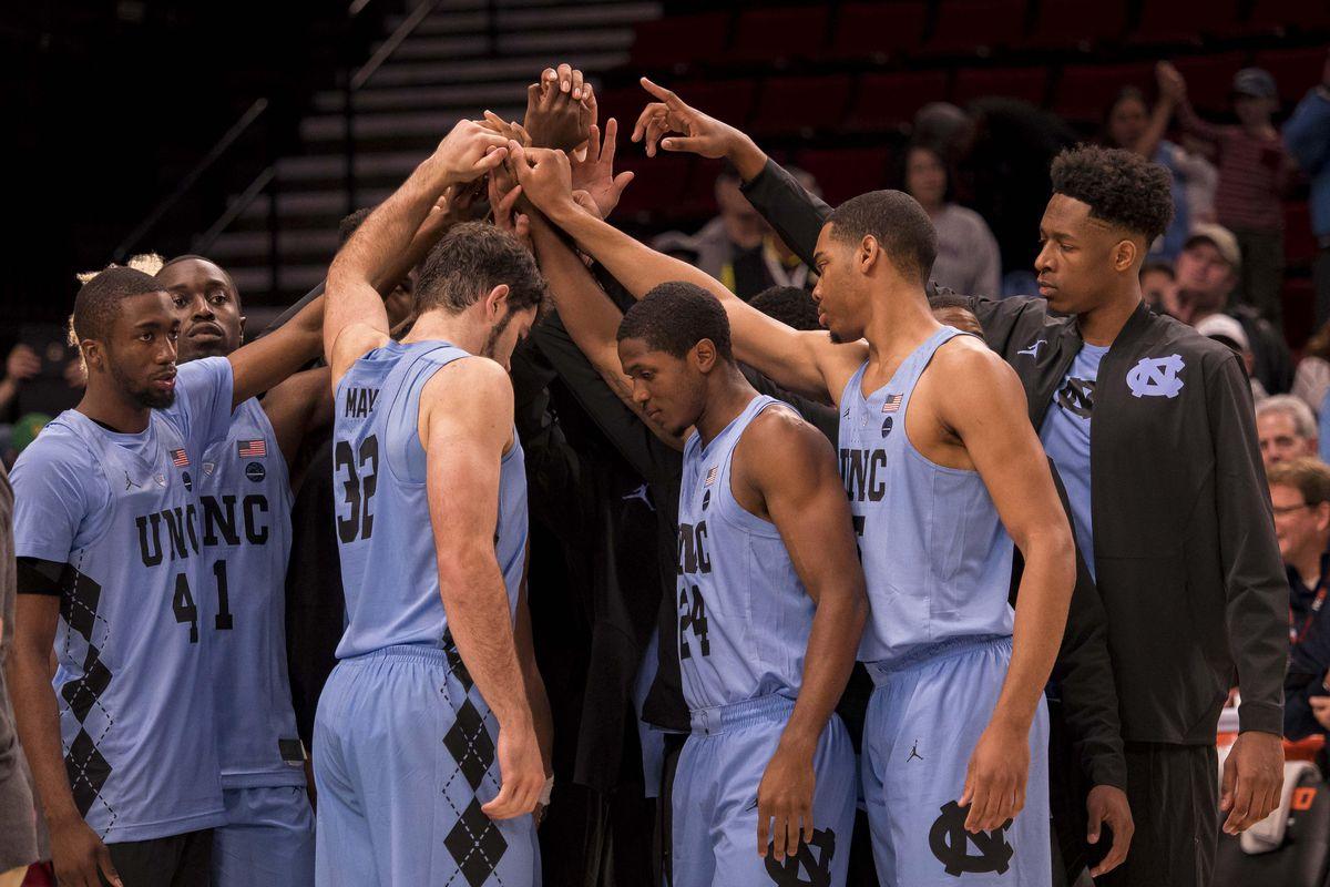NCAA Basketball: North Carolina at Portland