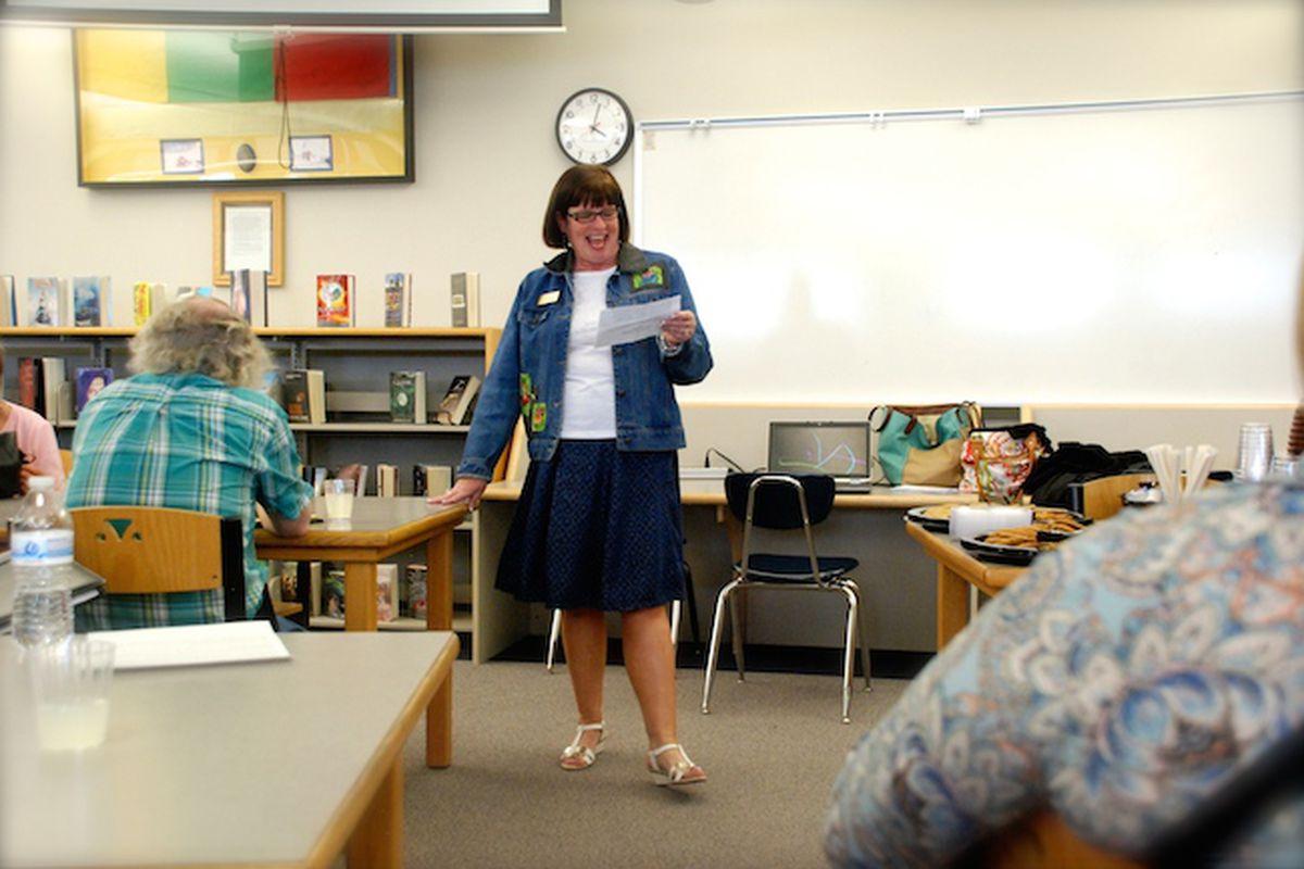 Jefferson County school board member Jill Fellman.
