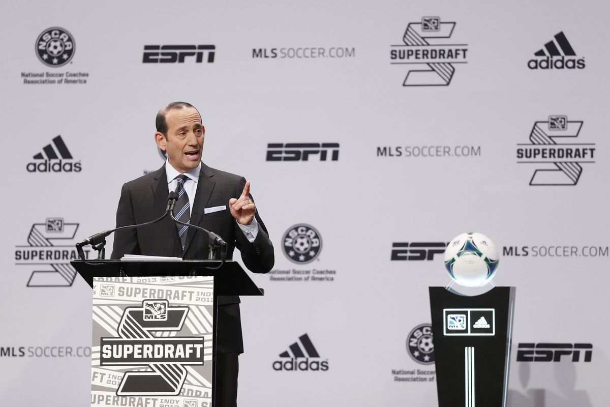 The Don, at the SuperDraft