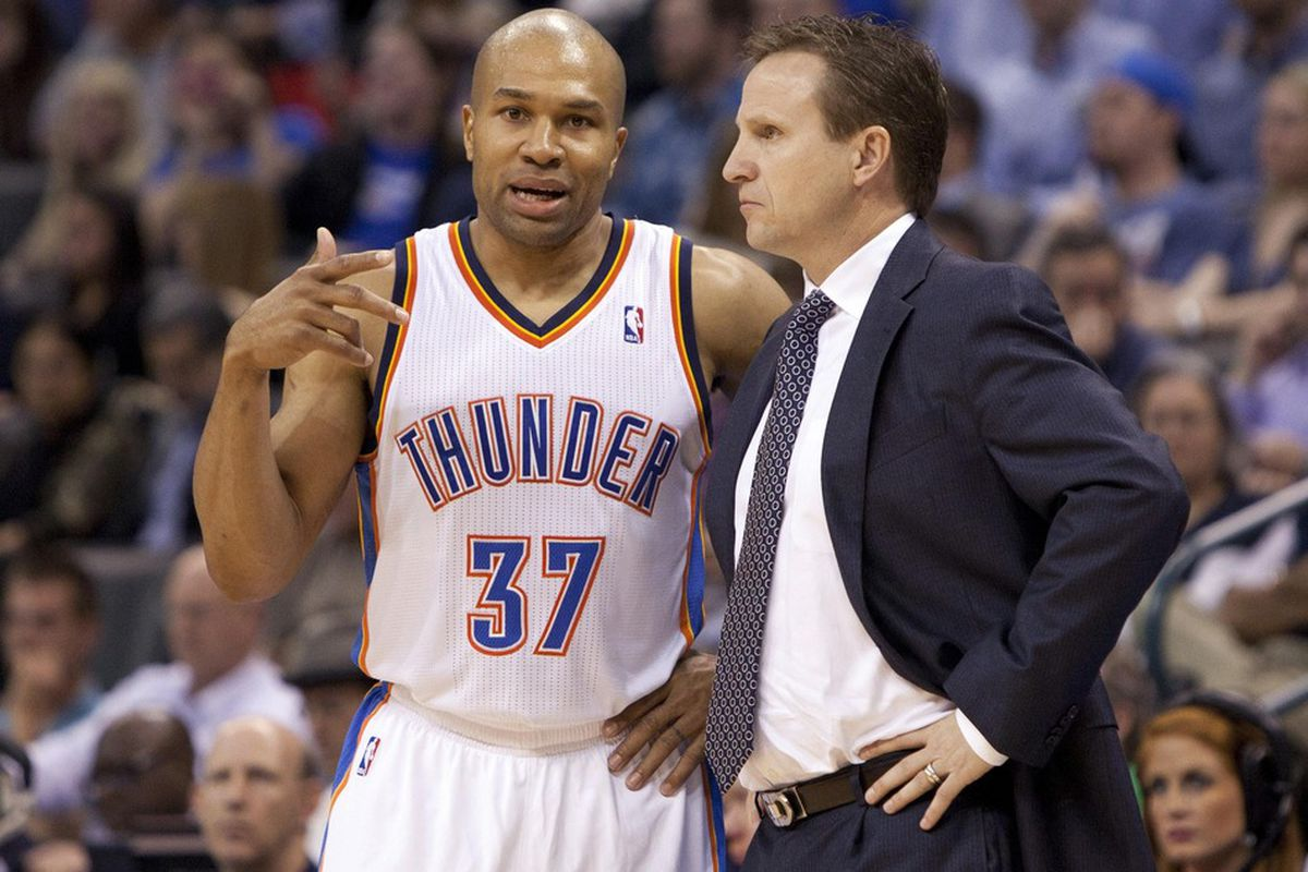 """<em>""""Hey, you know that if you keep me on the bench, Tony can't dominate me?  Kthxbai!""""</em>"""
