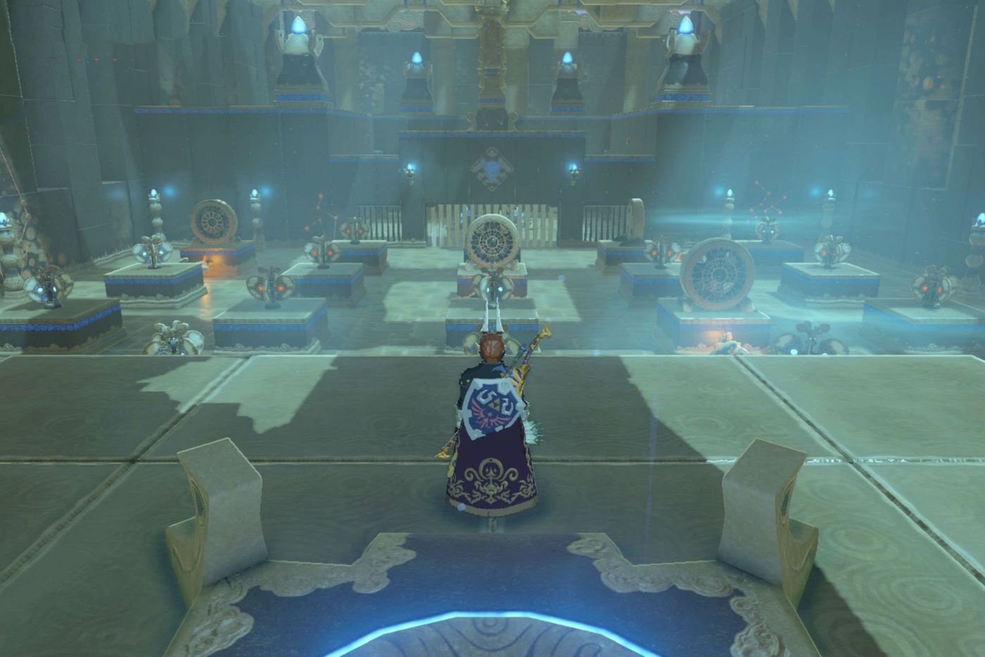 Zelda Breath Of The Wild Guide Akh Va Quot Shrine Walkthrough Treasure Chest And Puzzle Solutions Polygon The akh va'quot shrine will be on the right, after a bridge, as shown in the picture below (picture2). zelda breath of the wild guide akh va