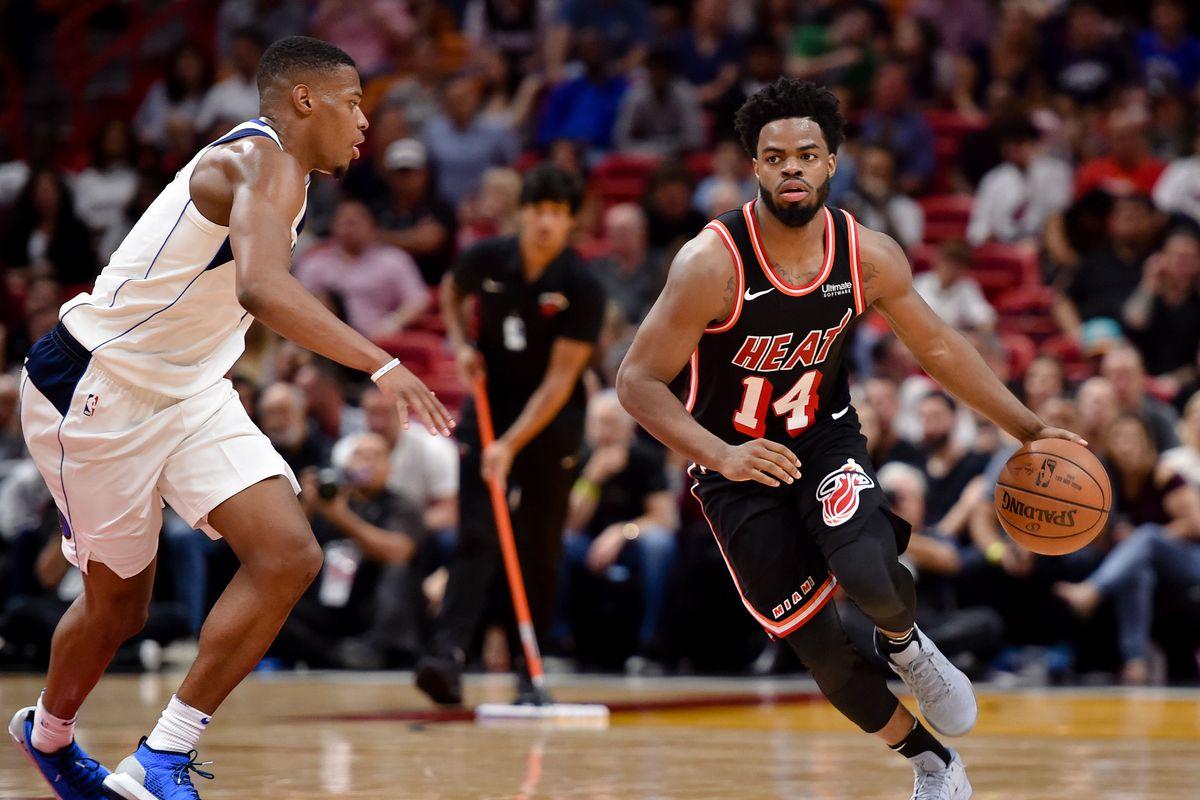 Dallas Mavericks vs. Miami Heat ...