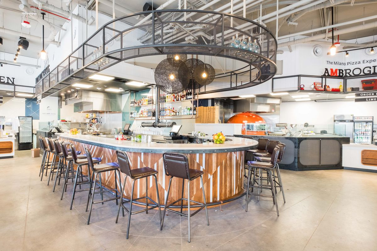 Little Italy Food Hall Adds Fast Casual Pasta Component