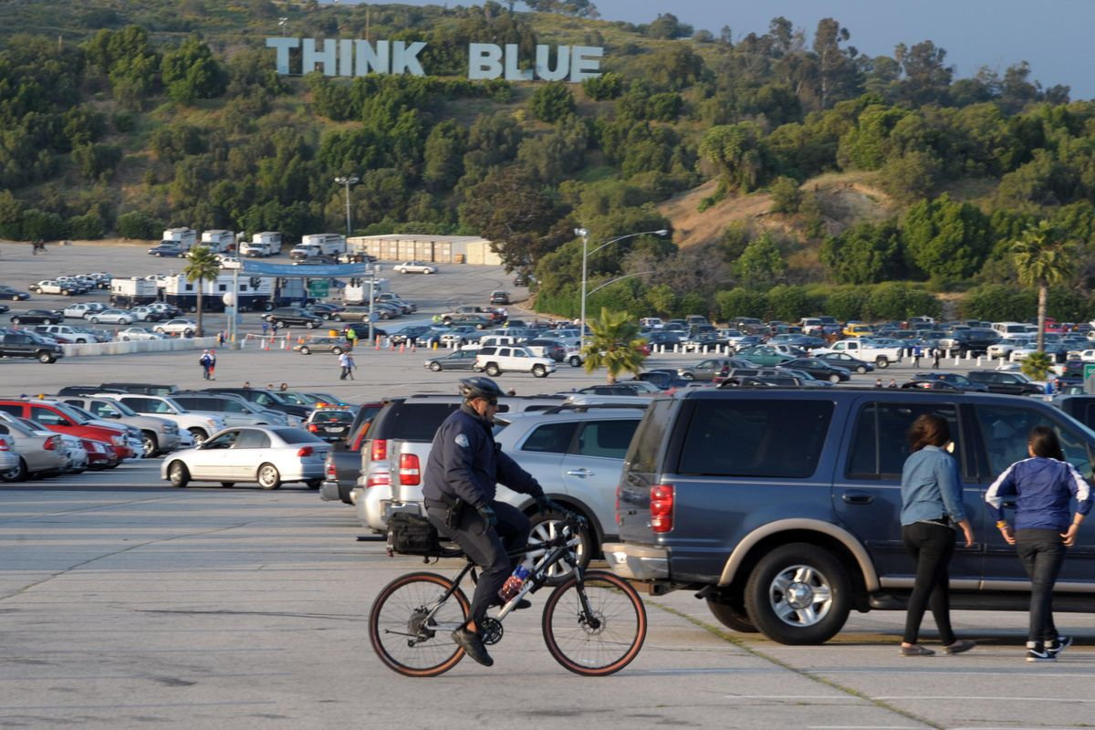 Dodger Stadium parking and shuttle options - True Blue LA