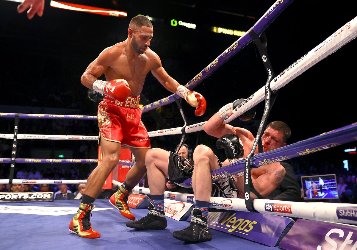 Kell Brook vs Mark DeLuca - WBO Intercontinental Super-Welterweight Title
