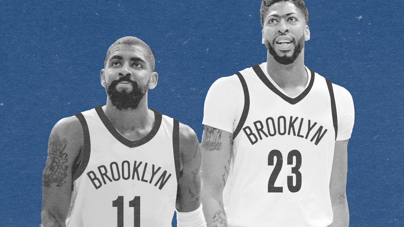 The Nets Aren't Waiting to Be Major Players Any Longer