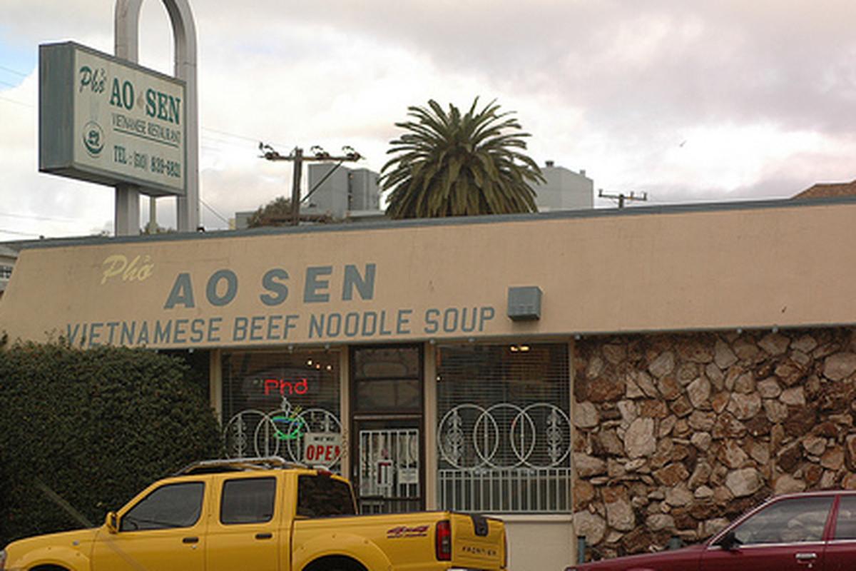 Pho Ao Sen, Oakland.