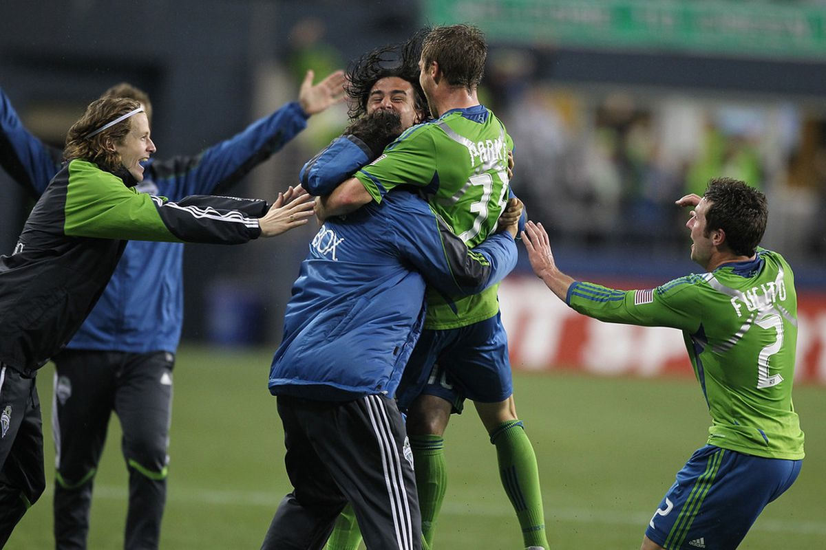 No doubt it hurt to see this scene from <strong>Seattle Sounders</strong> players on Saturday, but this ain't <strong>Sporting KC</strong>'s first rodeo with heart-breaking losses this year.