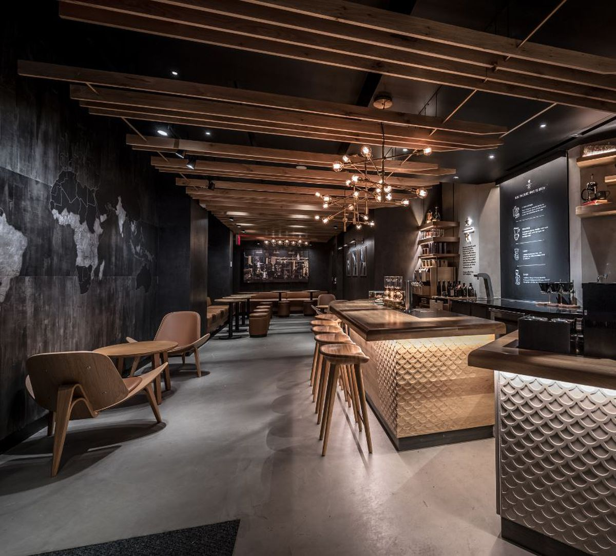 7474 Best Images About Cafes Coffee Shops Bar: Starbucks Hopes To Win Over Coffee Snobs With More Fancy