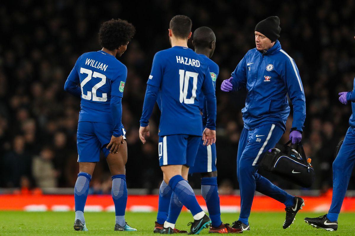 Chelsea defender Cesar Azpilicueta eyeing confidence-building FA Cup win