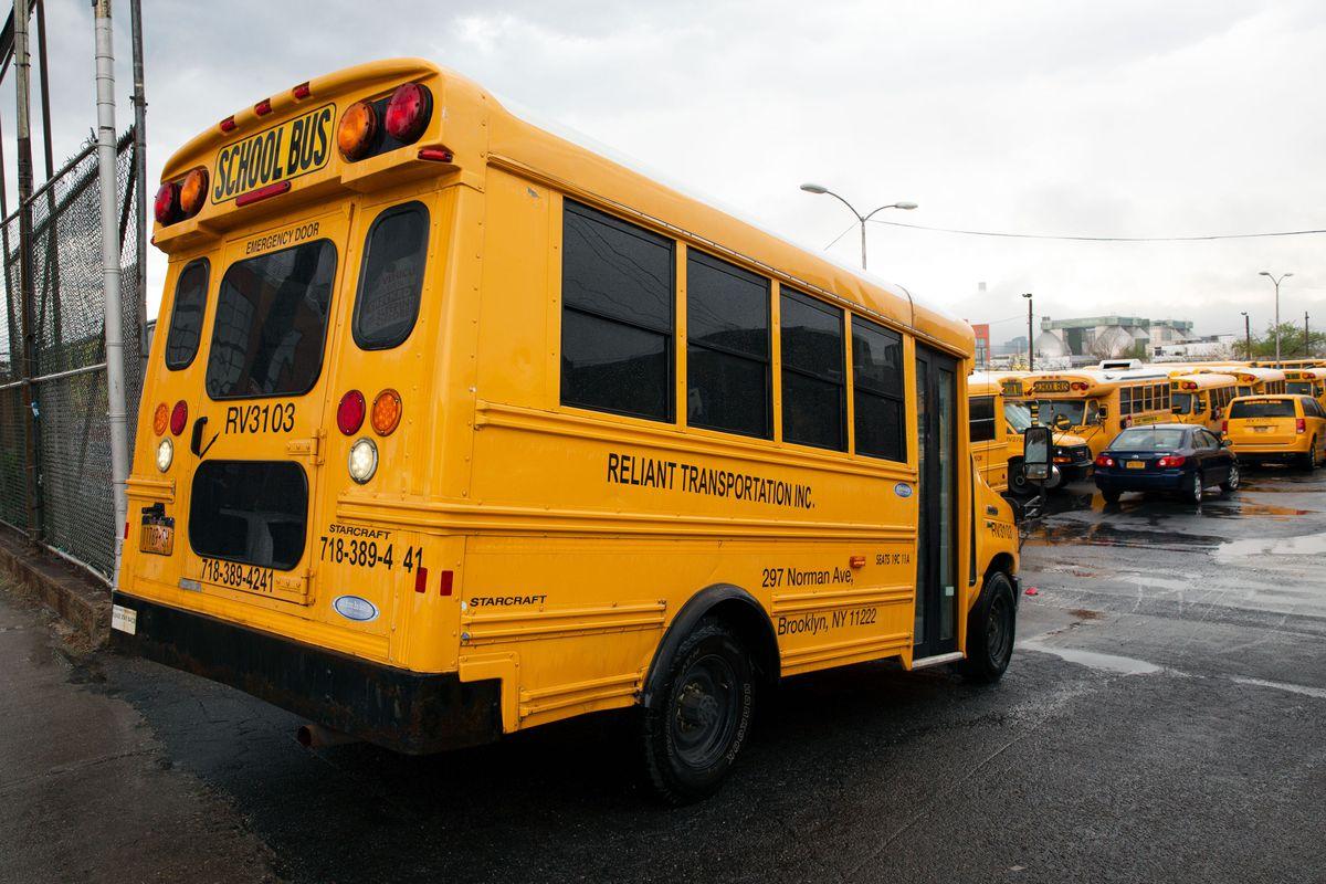 Reliant Bus