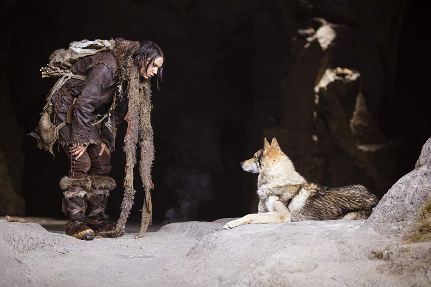 Alpha review: a surprising movie about a prehistoric boy and