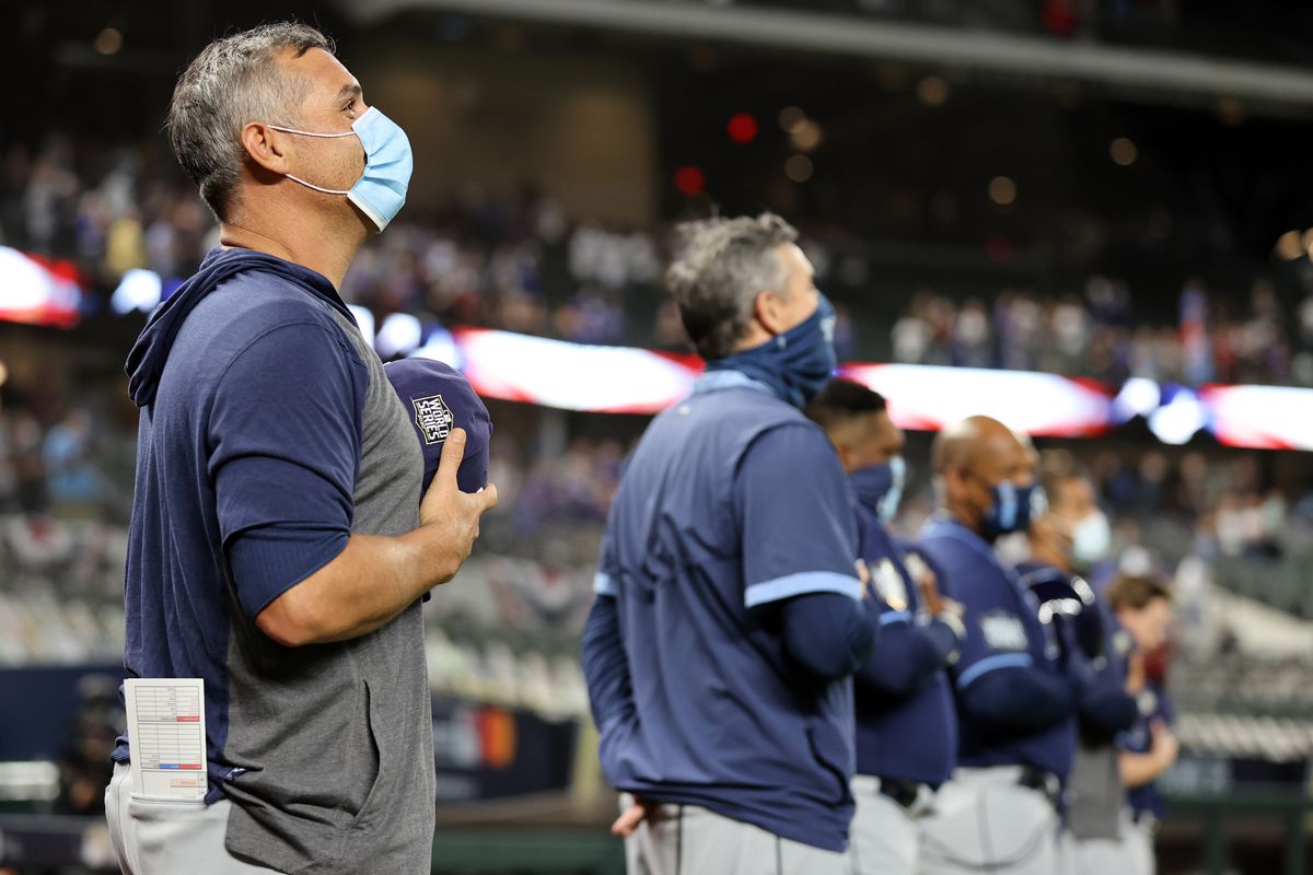 2020 World Series Game 1: Los Angeles Dodgers v. Tampa Bay Rays