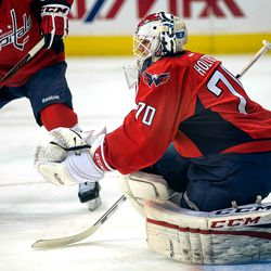 Holtby Defends