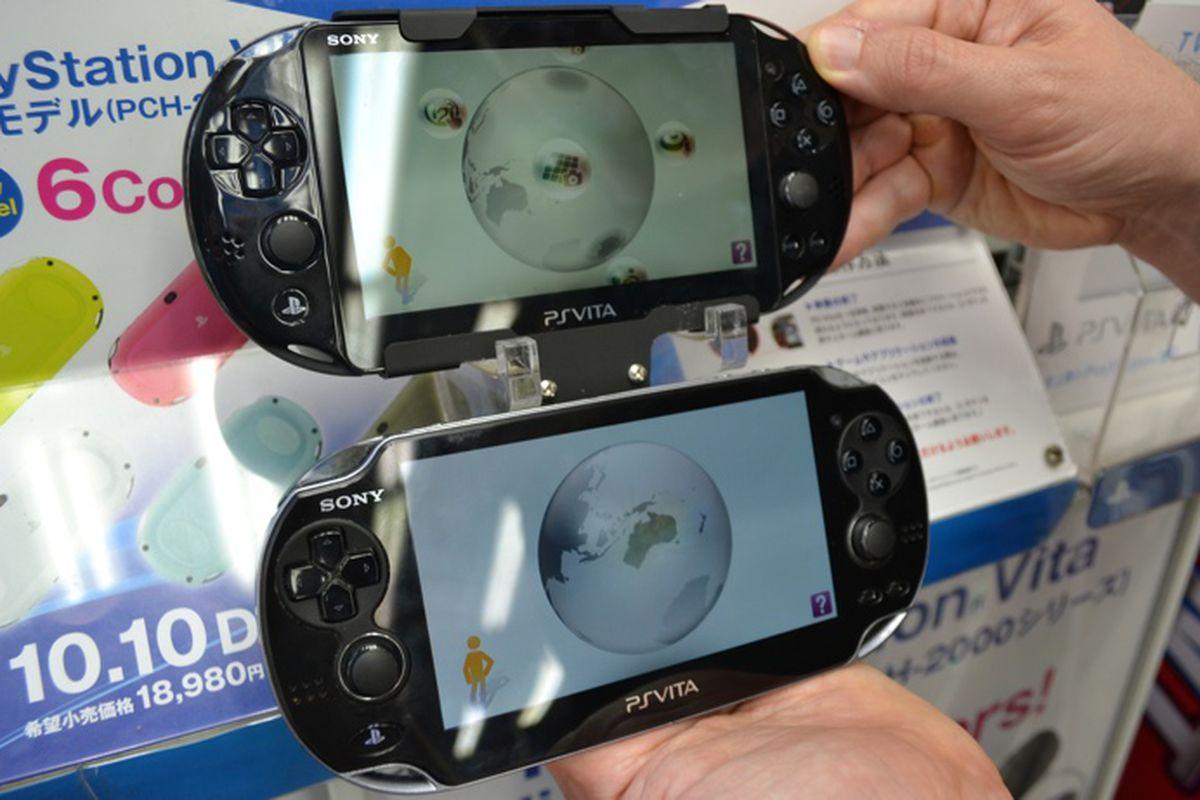 New PlayStation Vita model hits Australia June 4 - Polygon