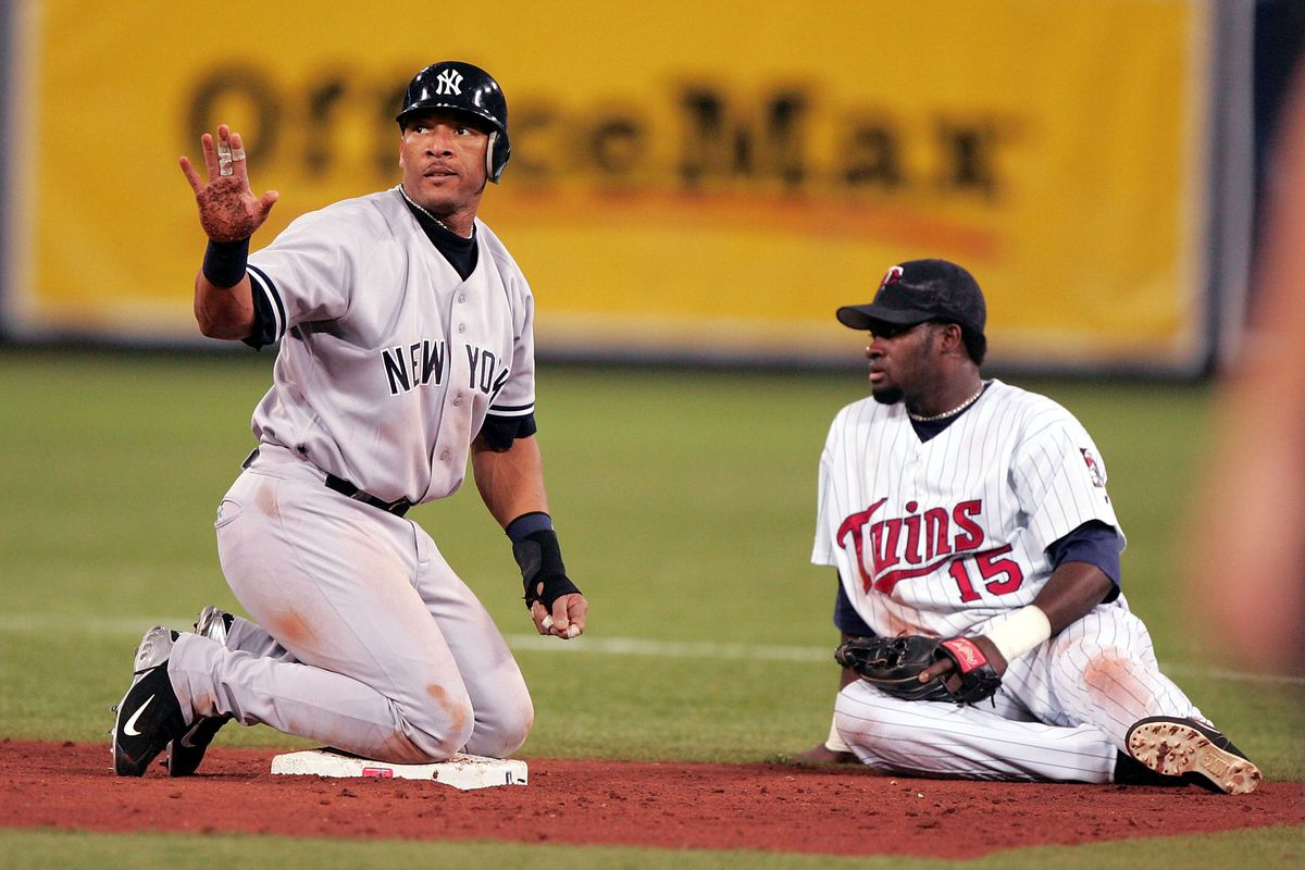 ALDS Game 3 - Yankees v Twins