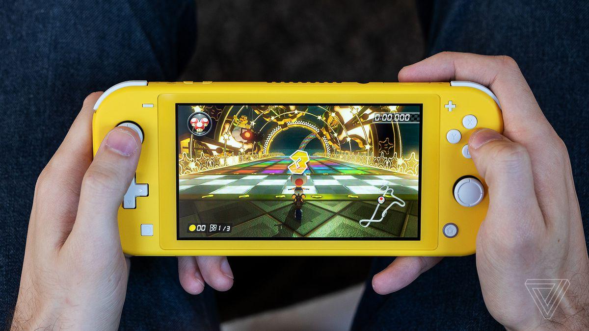 Nintendo Switch Lite Review A Triumphant Return To