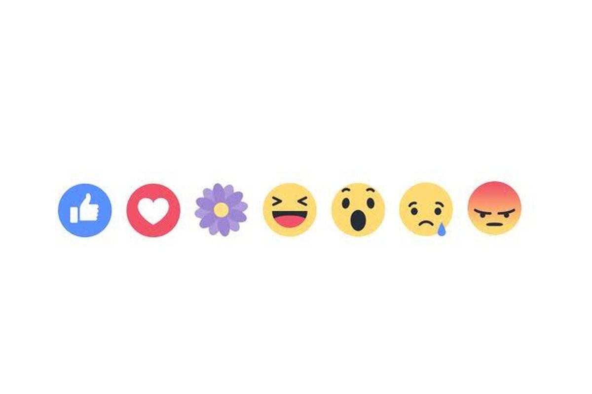 Facebook tests temporary reactions with a flower for mothers day its the thursday before mothers day which makes it the last day you can comfortably order flowers for your mom without freaking out that they wont biocorpaavc Image collections