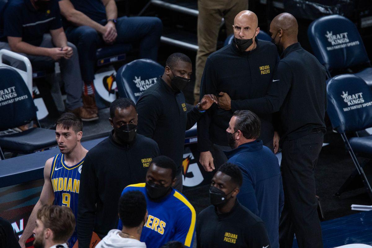 NBA: Sacramento Kings at Indiana Pacers