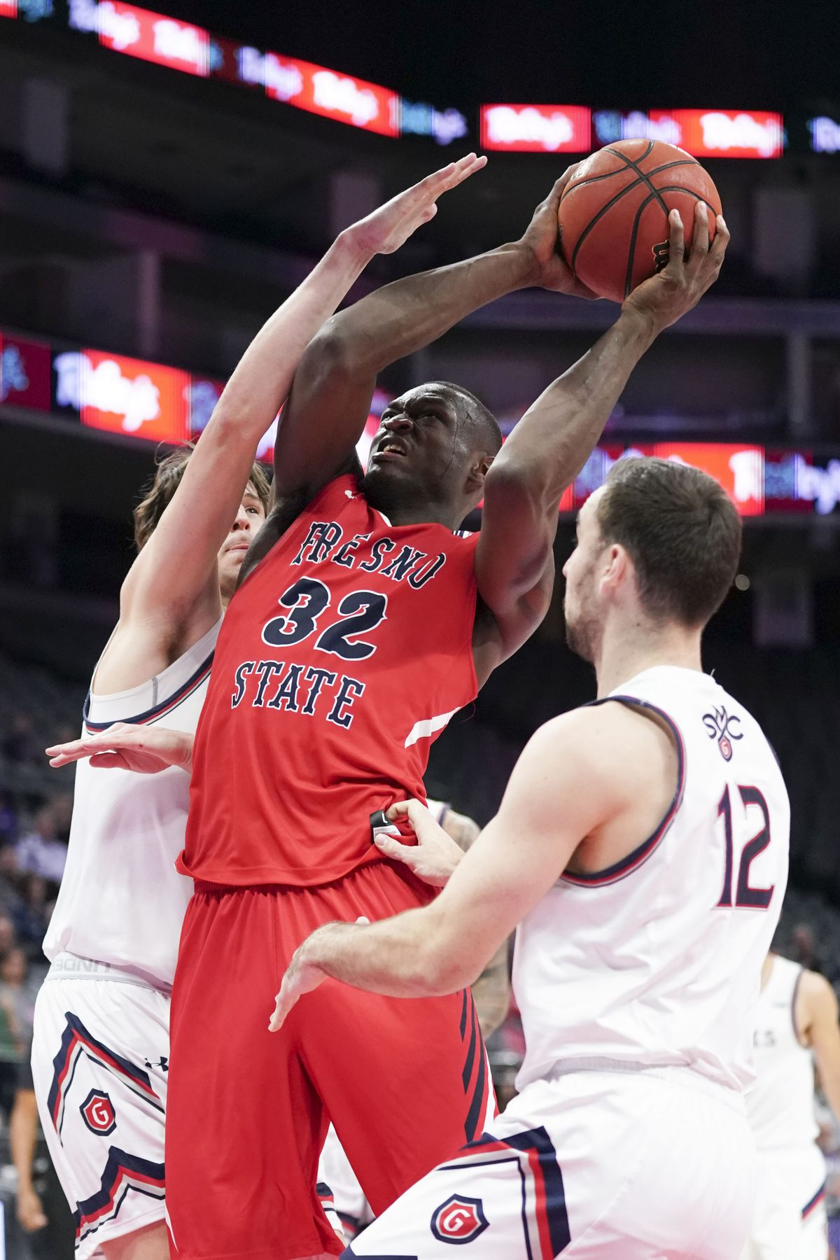 NCAA Basketball: St. Mary's at Fresno State