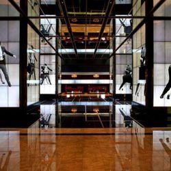 The Cosmopolitan of Las Vegas lobby.