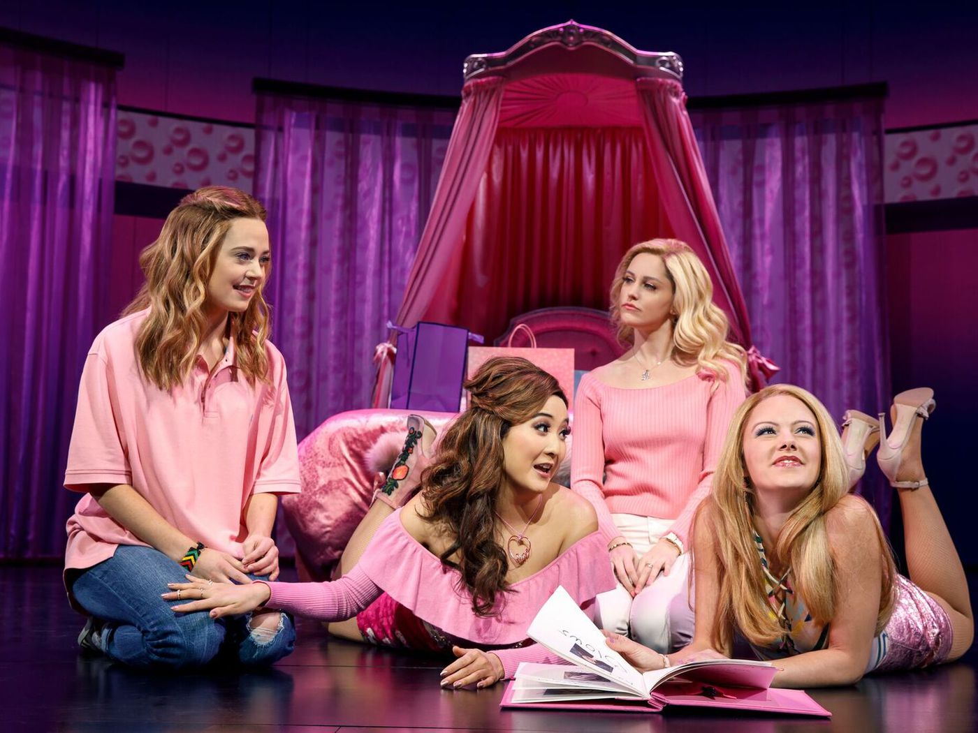 Tina Fey's Mean Girls musical on Broadway: what it does