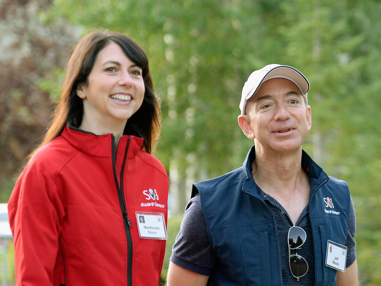 MacKenzie Bezos is now one of the wealthiest women in the world.