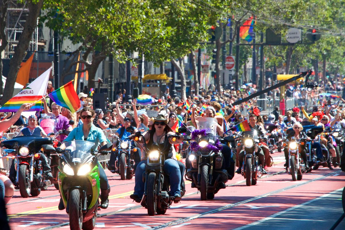 Image result for San Francisco Pride
