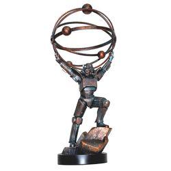 """Fallout 76 T-51 Power Armor """"Atlas"""" figurine"""