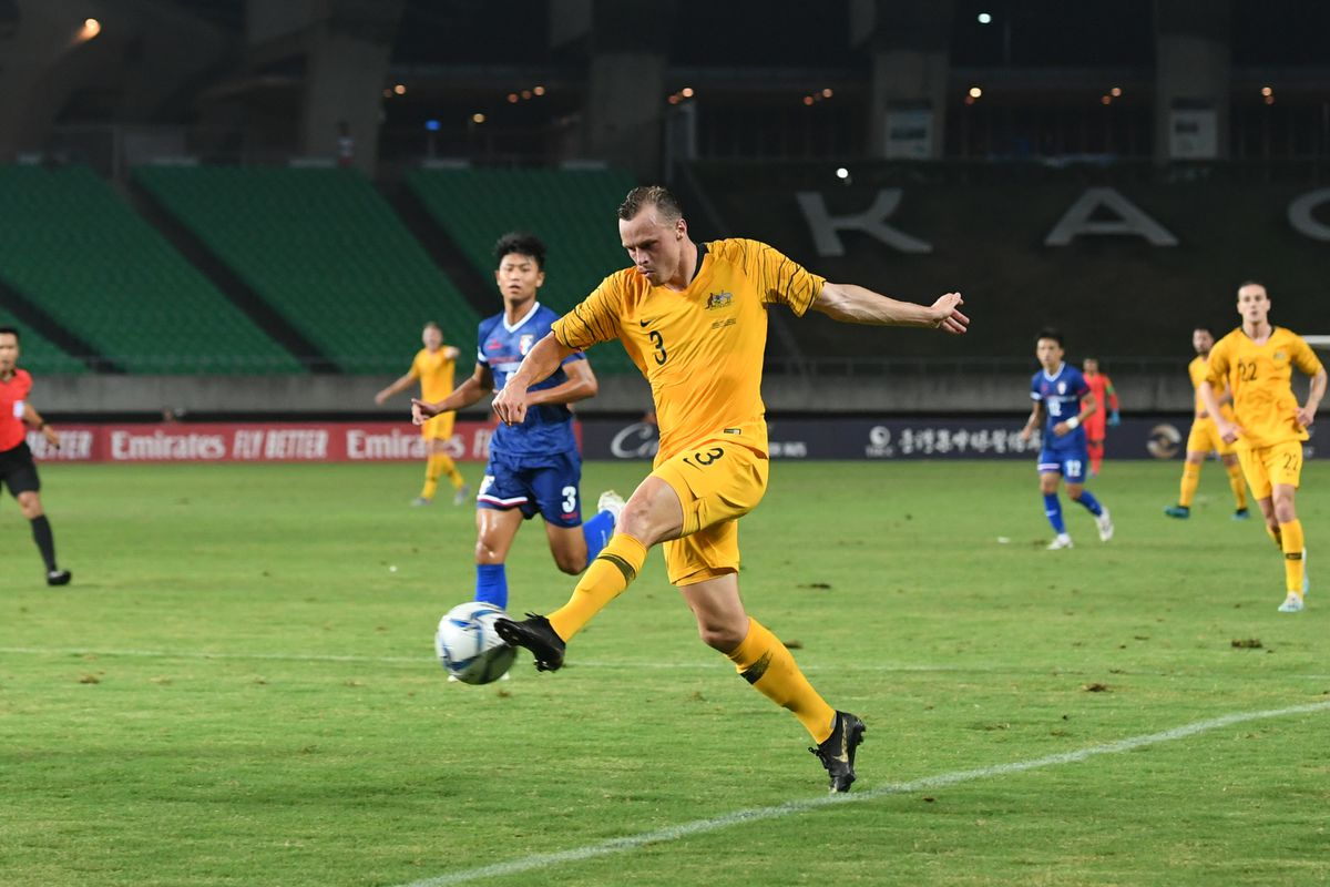 Chinese Taipei v Australia
