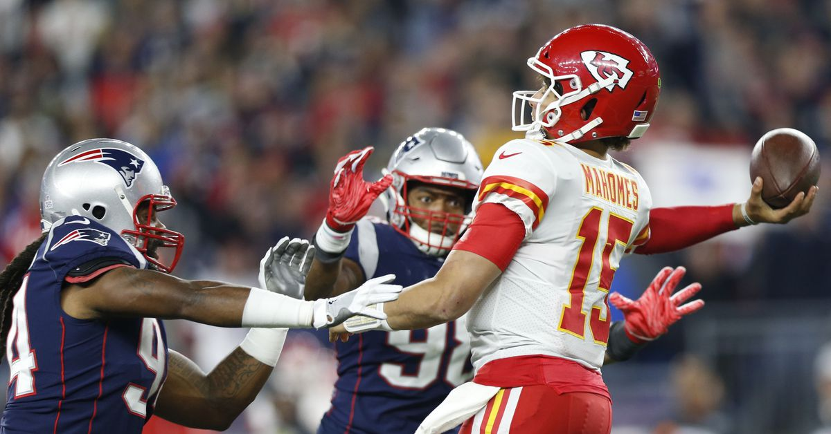 Notes from the AFC Championship Game matchup: New England Patriots at Kansas City Chiefs
