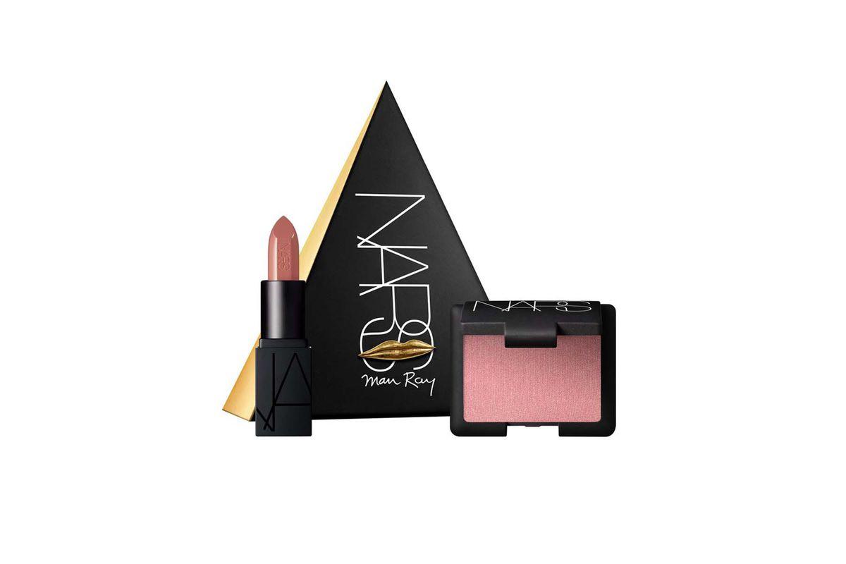 Nars x Man Ray Triangle Blush/Lipstick Set