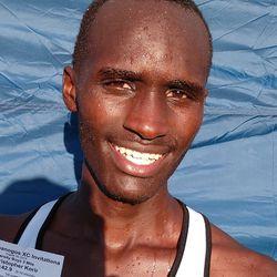 Christopher Korir, Wasatch Academy cross country