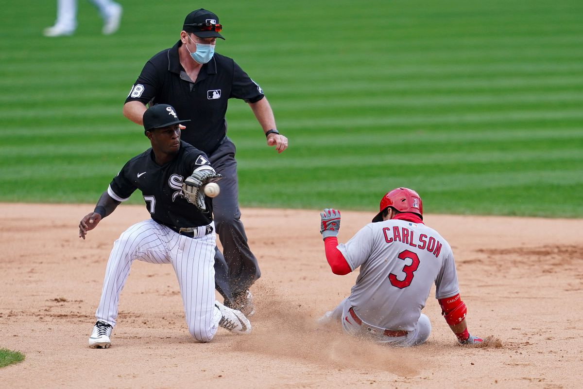 MLB: Game Two-St. Louis Cardinals at Chicago White Sox