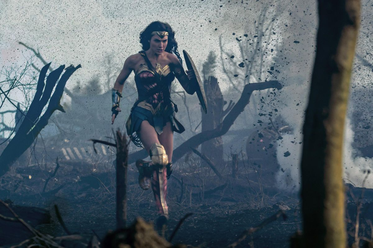 Wonder Woman s battle scenes show how to use — and not use — CGI in ... 75280c8da