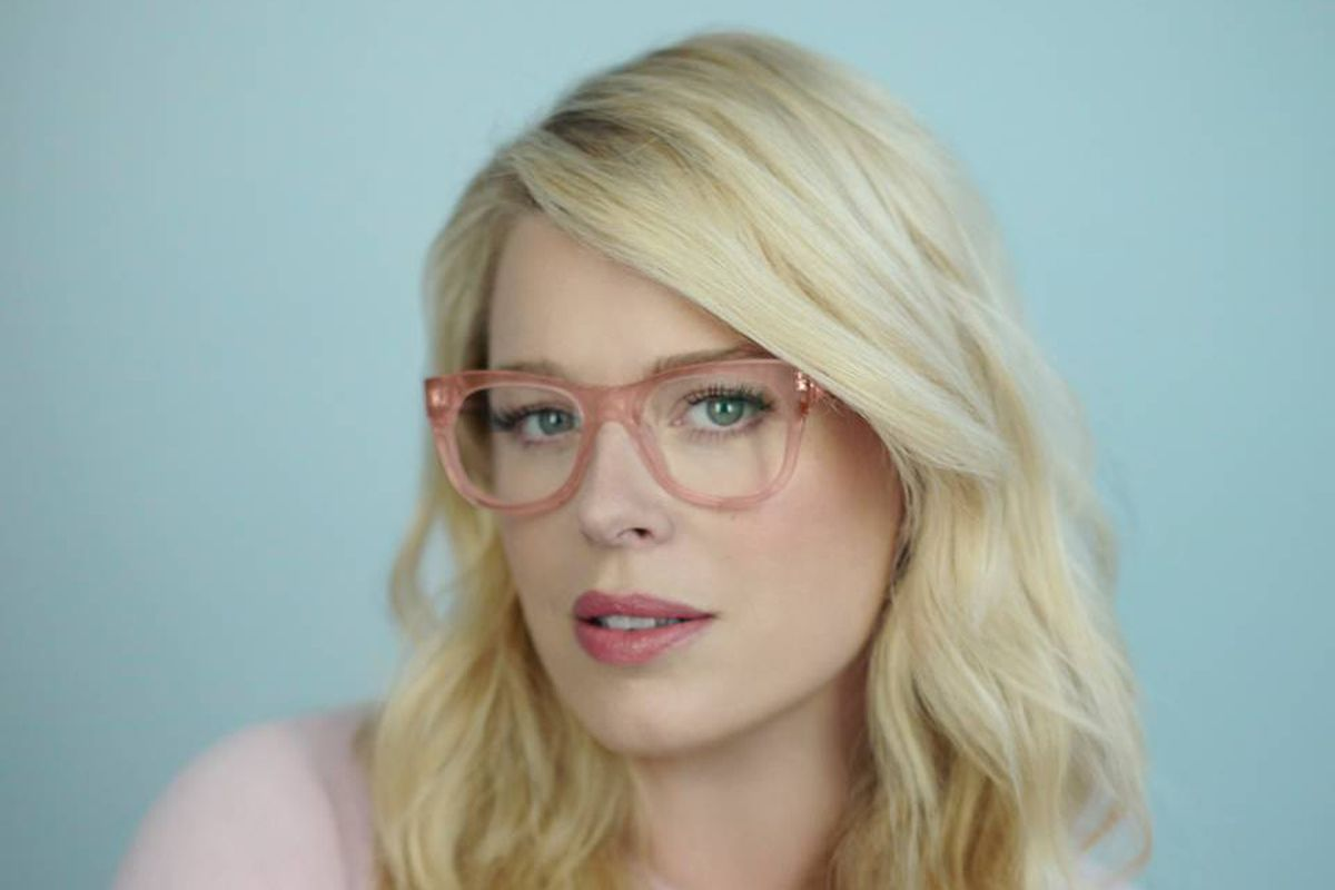 8e01225f0a843 The Warby Parker x Amanda de Cadenet Collab Is Back in Stock - Racked