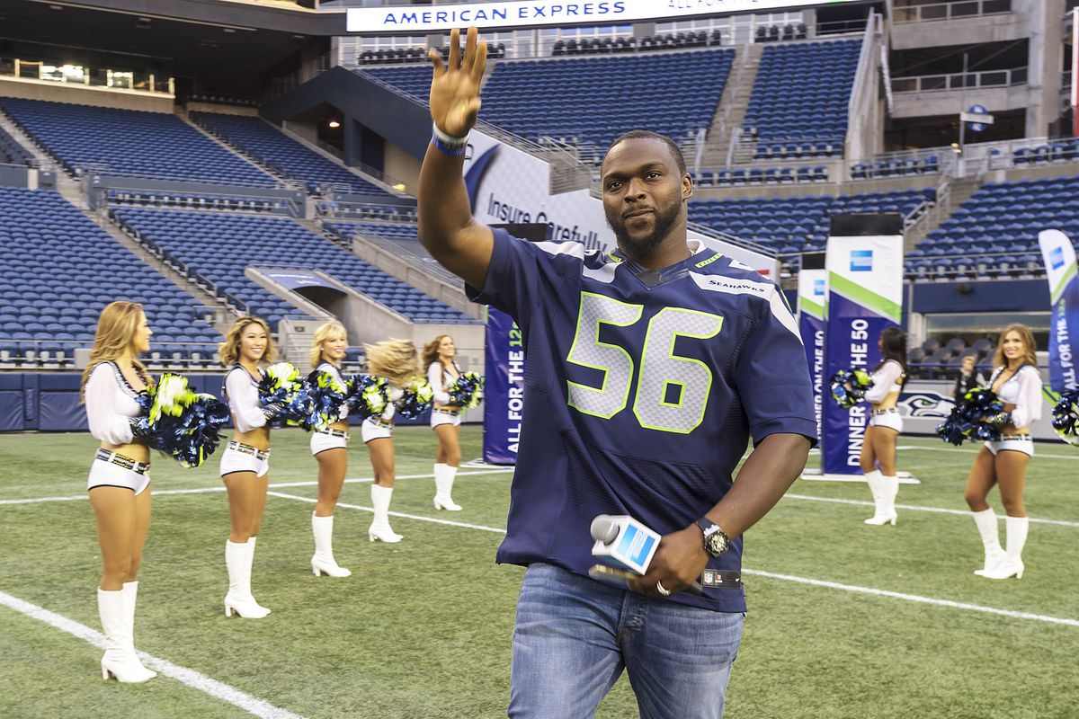 fea0fb60063 Seahawks release Cliff Avril after failing physical - Pride Of Detroit