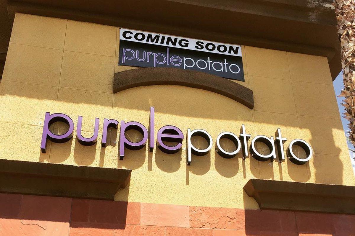 Purple Potato by Yonaka