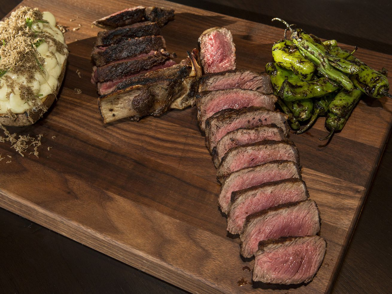 Gibsons Italia didn't make the list, but nine Chicago steakhouses did.