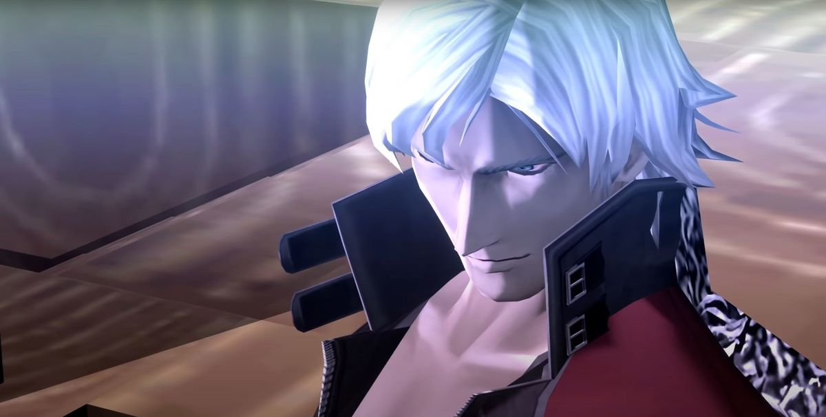 Dante from the Devil May Cry series crosses over to Shin Megami Tensei 3: Nocturne HD Remaster.If you're willing to pay extra for his DLC