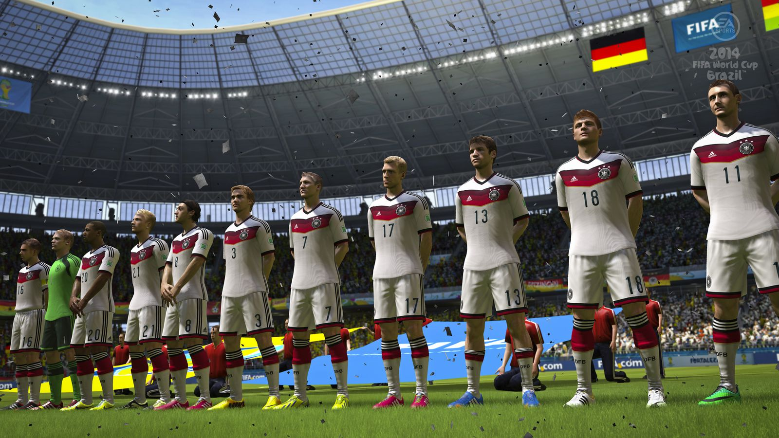 FIFA World Cup 2014 Brazil - All 206 Team Ratings - …