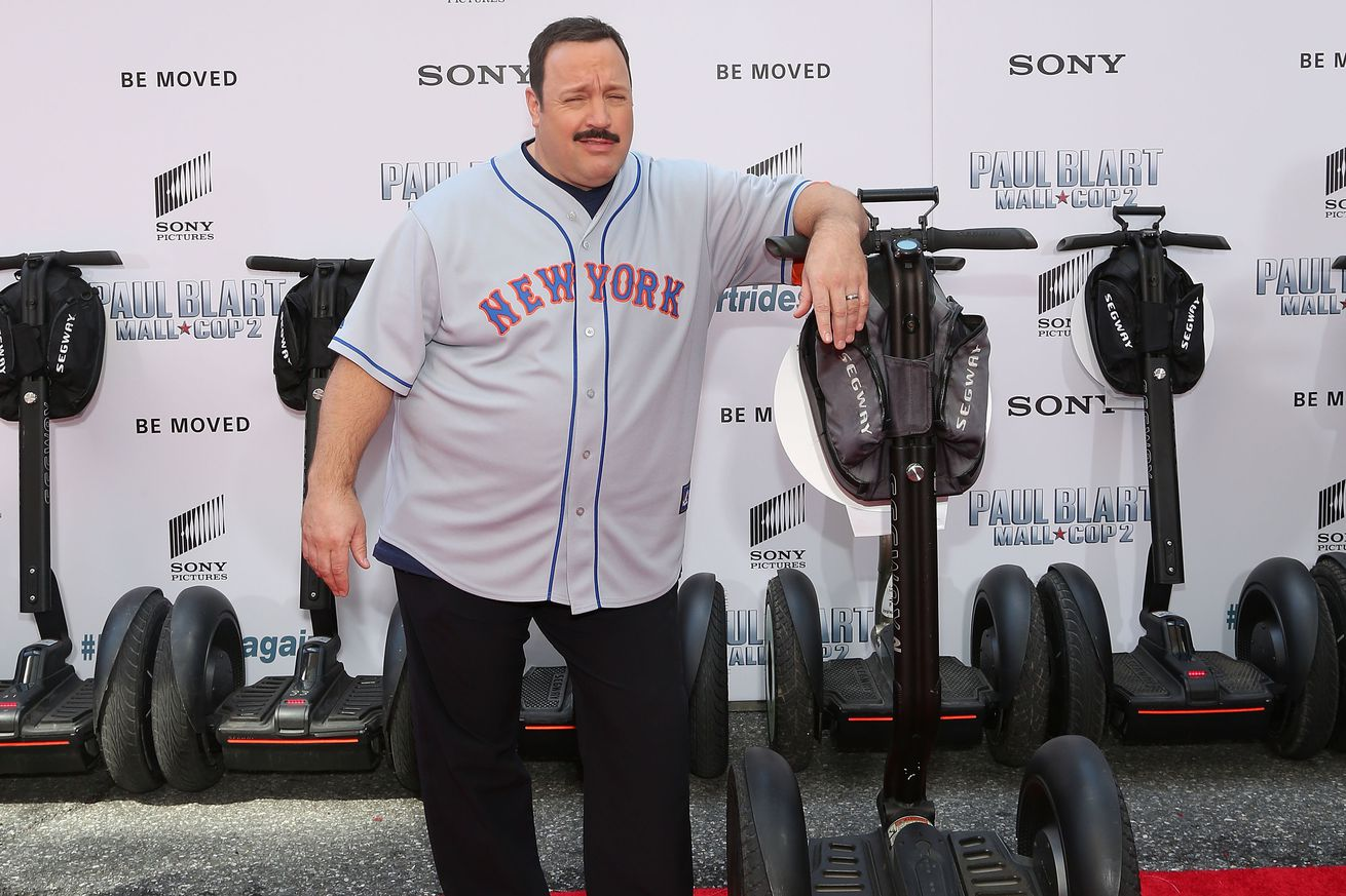 """Paul Blart: Mall Cop 2"" New York Premiere - For The Wrap"