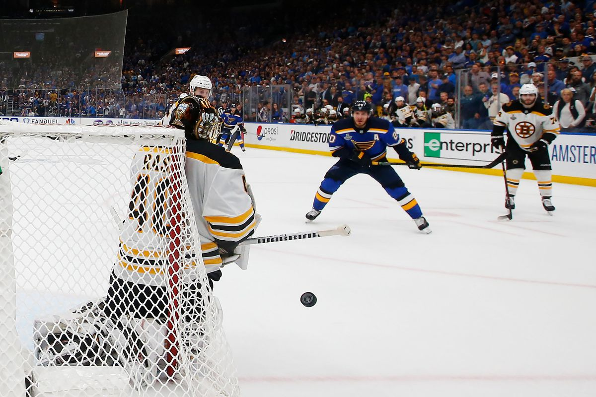 2019 NHL Stanley Cup Final - Game Four